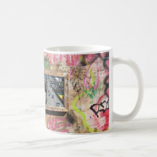 Grafitti Drive Coffee Mug