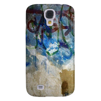 Grafitti Wall Galaxy S4 Case