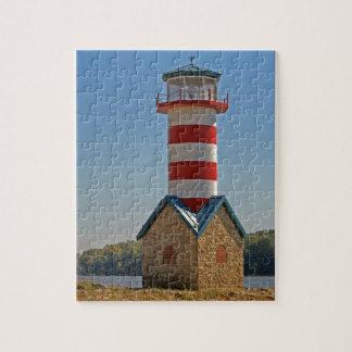 Grafton Lighthouse Jigsaw Puzzle