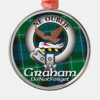 Graham Clan Christmas Ornament