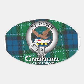 Graham Clan Stickers