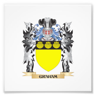 Graham Coat of Arms - Family Crest Photo