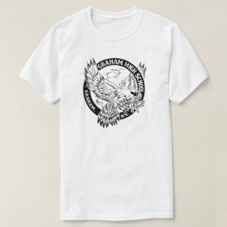 Graham High School Men's Fighter T T-Shirt