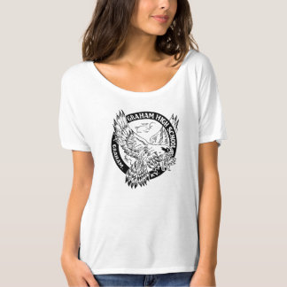 Graham High School Relaxed Woman's Fighter T T-Shirt