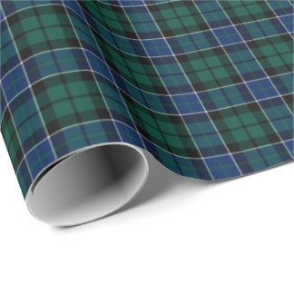 Graham of Montrose Clan Tartan Wrapping Paper