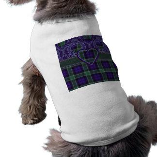 Graham Scottish tartan Shirt