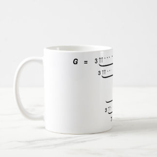 """GRAHAM'S NUMBER"" COFFEE MUG"
