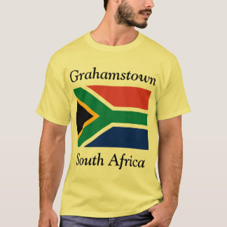 Grahamstown, Eastern Cape, South Africa T-Shirt