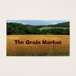 Grain Market Business Card