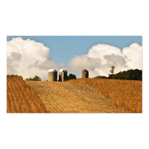 Grain Market Business Cards
