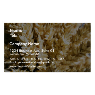 Grain Plant Seed Business Card Templates