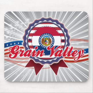 Grain Valley, MO Mousepad