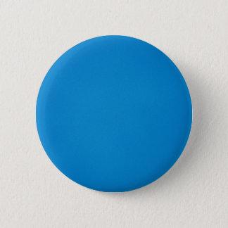 Grainy Bright Blue Background 6 Cm Round Badge