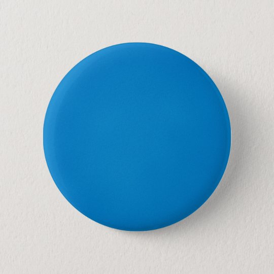Grainy Bright Blue Background 6 Cm Round Badge