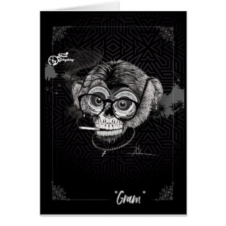 Gram Tribal Card