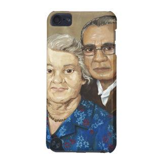 Gramma and Grandpa Apilado iPod Touch 5G Cases