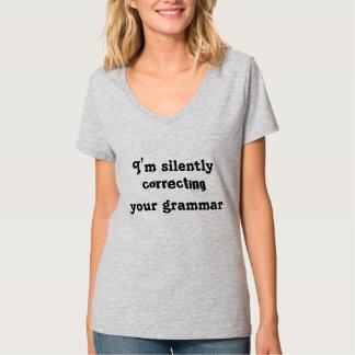 Grammar Correction T-Shirt