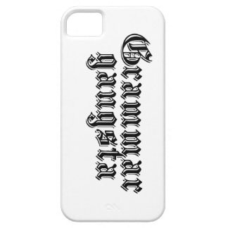 Grammar Gangsta Case For The iPhone 5