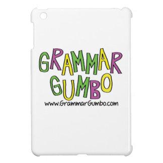 Grammar Gumbo iPad Mini Covers