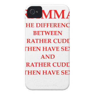 GRAMMAR iPhone 4 Case-Mate CASE