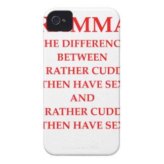 GRAMMAR iPhone 4 Case-Mate CASE
