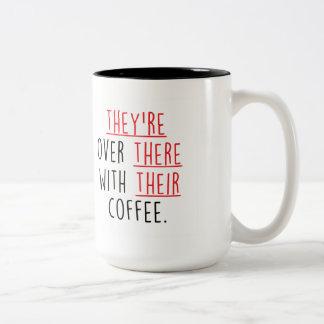 Grammar Lesson Mug