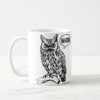 Grammar Mug English Teacher Whom Owl