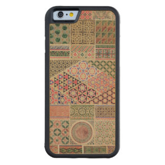 'Grammar of Ornament', chapter VII, plate XXX: Byz Carved Maple iPhone 6 Bumper Case
