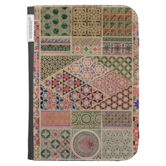 'Grammar of Ornament', chapter VII, plate XXX: Byz Case For Kindle