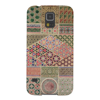 'Grammar of Ornament', chapter VII, plate XXX: Byz Galaxy S5 Covers