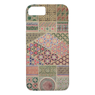 'Grammar of Ornament', chapter VII, plate XXX: Byz iPhone 8/7 Case