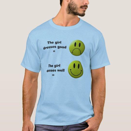Grammar Paradise T-Shirt