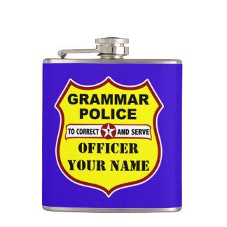 Grammar Police Customizable Flask