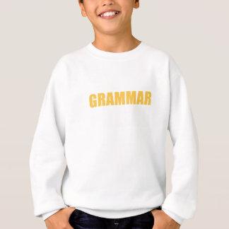 Grammar Police Gift For Any Grammar Fan Sweatshirt