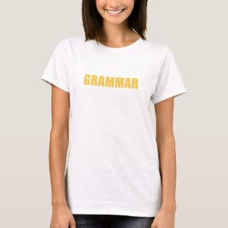 Grammar Police Gift For Any Grammar Fan T-Shirt
