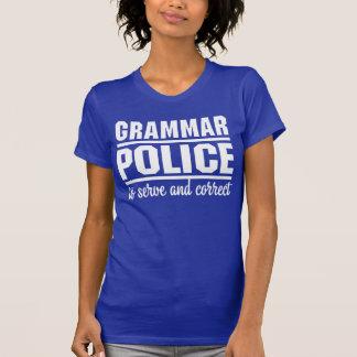 Grammar Police Tees