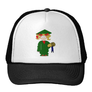 Grammar School Graduate Mesh Hats