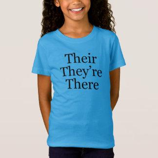 Grammar There T-Shirt