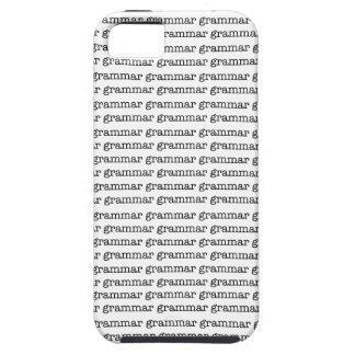 Grammar x Infinity iPhone 5 Case