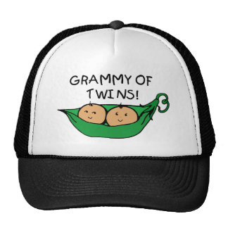 Grammy of Twins Pod Cap
