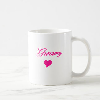 Grammy With Heart Coffee Mug