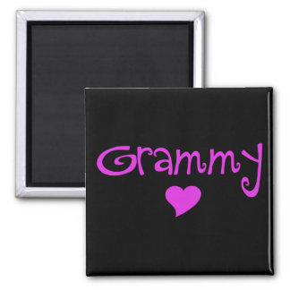 Grammy With Heart Magnet