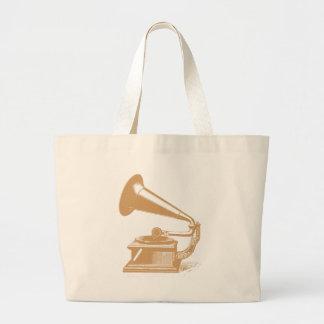 gramophone customizable design bags