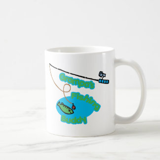 Grampa s Fishing Buddy Coffee Mug