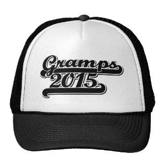 Gramps 2015 mesh hat