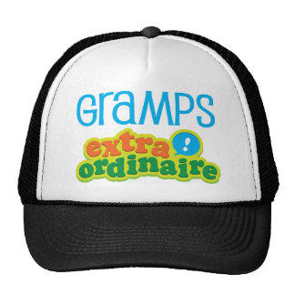 Gramps Extraordinaire Gift Idea Mesh Hat