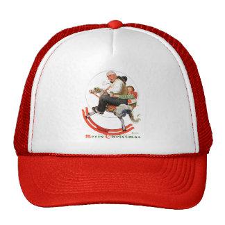 Gramps on Rocking Horse Cap