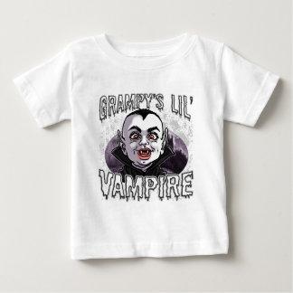 Grampy's Little Vampire Baby T-Shirt