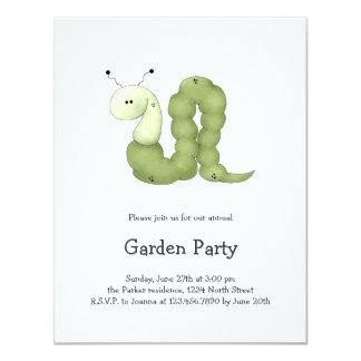 Gram's Garden · Green Worm Invite