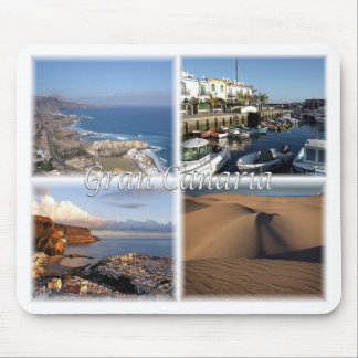 Gran Canaria Canary Island Spain Mouse Mat